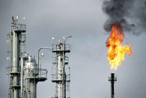 hydrogen sulfide gas fire